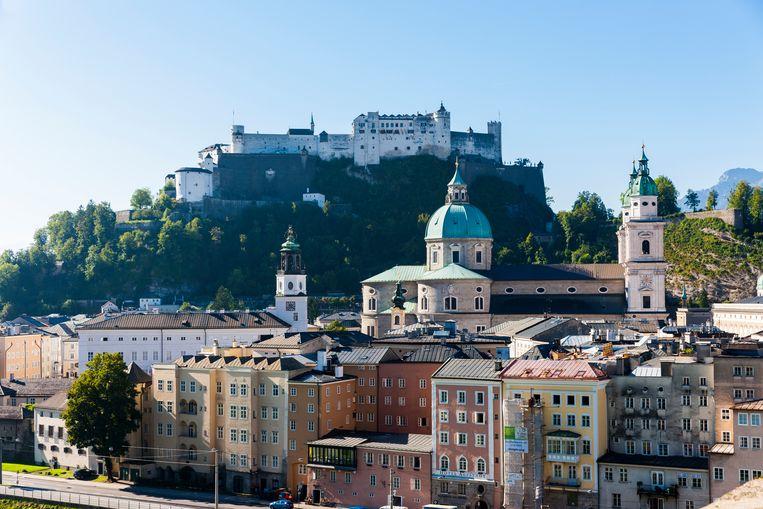 Salzburg.  Beeld getty images