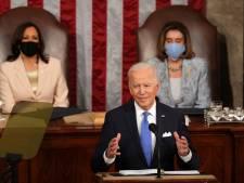 Alles is anders aan de speech van Biden, van de toon tot de omstandigheden