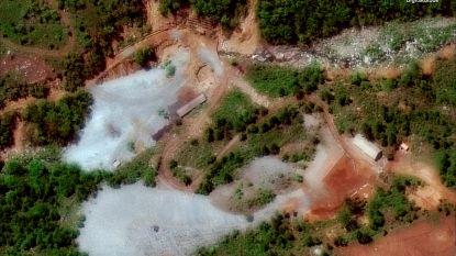 Internationale journalisten op weg naar Noord-Koreaanse nucleaire testsite om ontmanteling te observeren