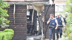 Man gewond bij brand in garage in Oudenaarde