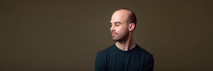 Pianist en componist Rogier Telderman zet zijn schouders onder Dock Zuid