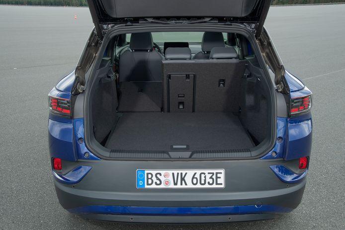 De aanstaande Volkswagen ID.4 biedt beduidend meer ruimte dan de ID.3 én kan een aanhanger van 1200 kilo trekken