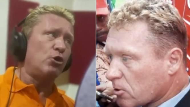 """Nederlandse coach die viraal ging met gebrekkig Engels neemt EK-lied op: """"Deel massaal de nieuwe hit van 'The Champ'"""""""