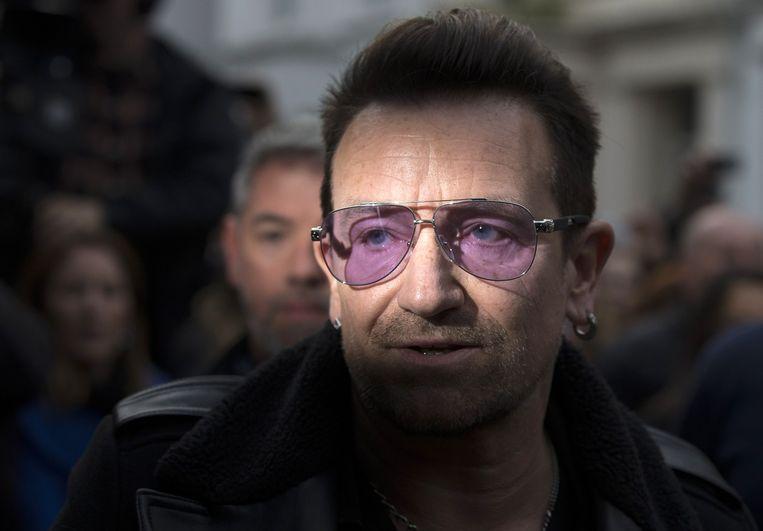 Bono. Beeld belga