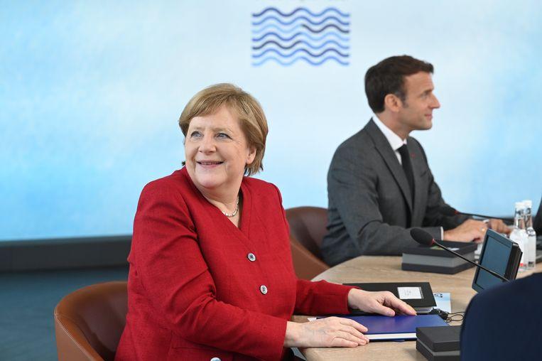 Onder meer Duitsland en Frankrijk dienen vanaf september een derde prik toe. Beeld Photo News