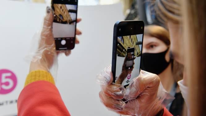 Colruyt-medewerker die aan de haal ging met 2 iPhones krijgt werkstraf