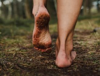 """""""Een natuurlijke voetmassage is heilzaam voor lichaam en geest."""" 10 blotevoetenpaden in Vlaanderen om uit te proberen"""
