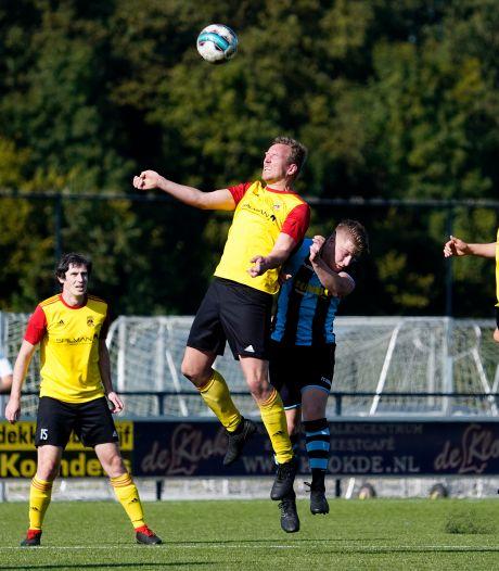 Wedstrijdverslagen amateurvoetbal clubs Achterhoek