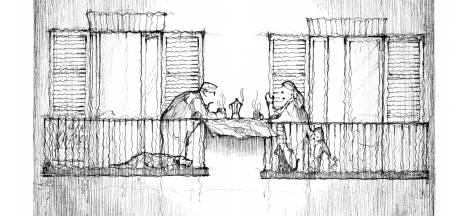 Beeldroman schetst deze C-tijd op een briljante, hoopvolle manier