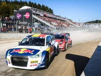 Enzo Ide zet schitterende prestatie neer in WK rallycross voor eigen publiek