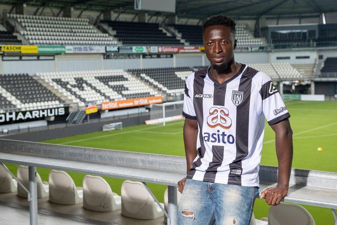 Robin Polley tekent bij Heracles een contract voor drie jaar, waarin een optie is opgenomen voor nog een seizoen.