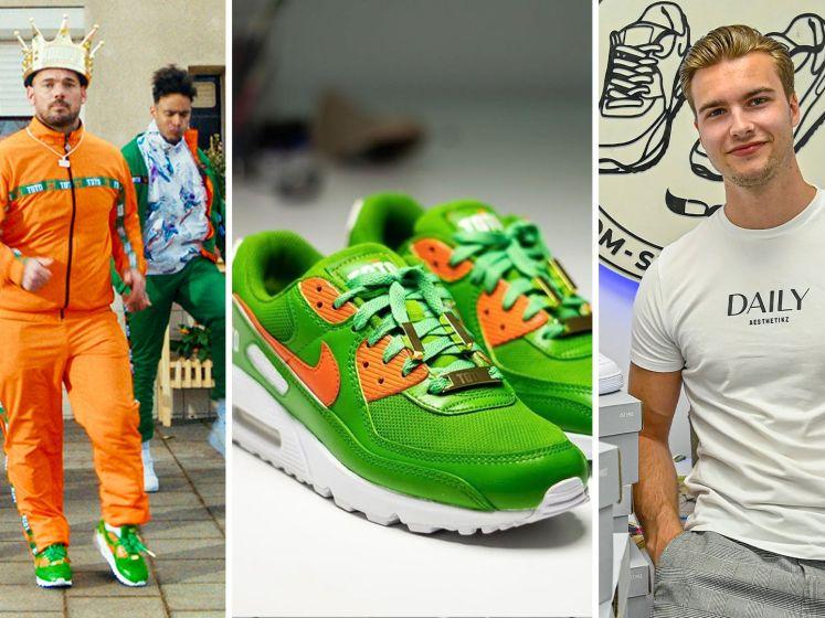 Enrique uit Hulst ontwierp de TOTO-schoenen van Wesley Sneijder