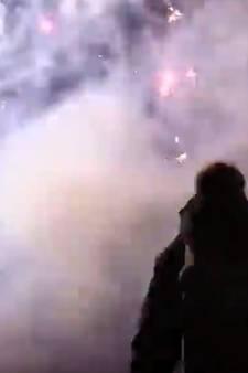 Klachtenregen na vuurwerkshow in IJsselstein