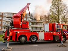 Politie: geen aanwijzing voor brandstichting in Tilburgse seniorenflat