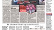 BNP Paribas Fortis verdubbelt prijs voor transfer effecten