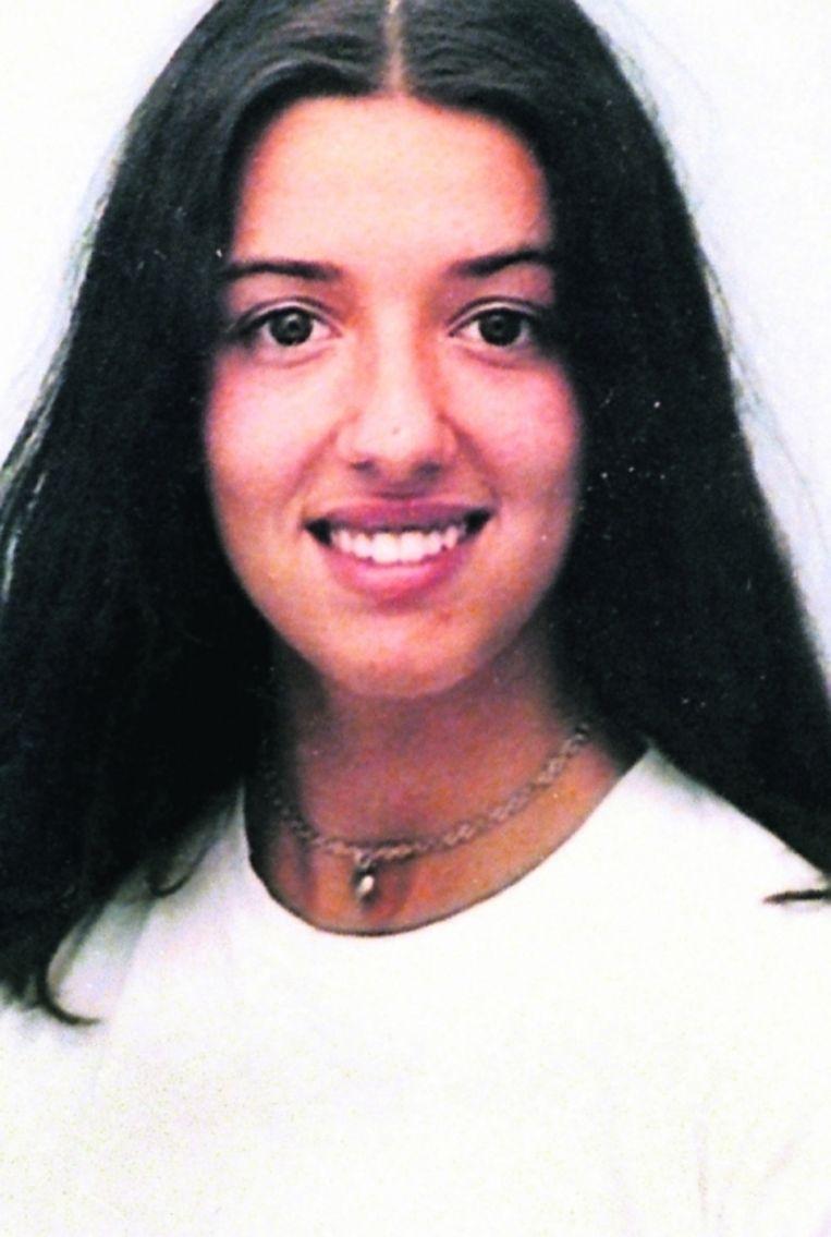 Tatiana Andujar verdween al in 1995 in dezelfde buurt, haar lichaam werd niet gevonden. Beeld rv