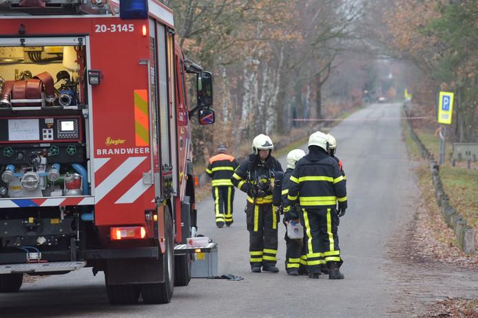 Drugsafval gedumpt bij Galderse Meren in Breda