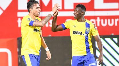 Teixeira bezorgt STVV in slotseconden nog punt tegen Waasland-Beveren met geweldige goal