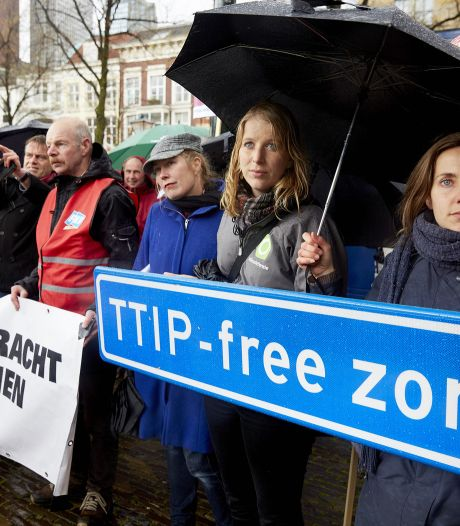 GreenPeace lekt gegevens TTIP, maar waar gaat het over?