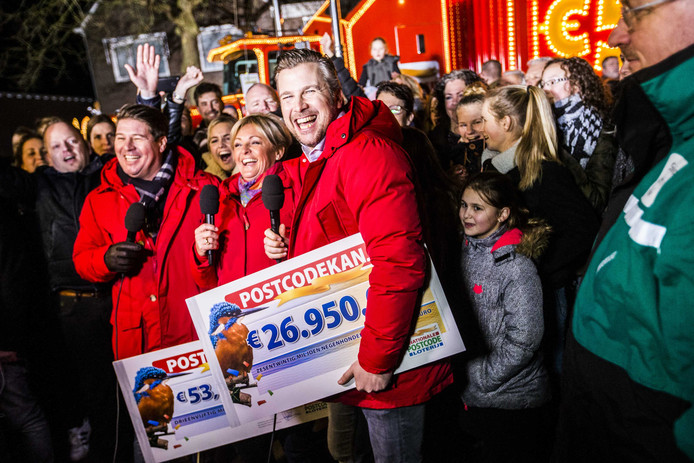 De Nationale Postcode Loterij is berucht om haar agressieve reclame.