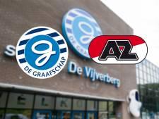 LIVE | De Graafschap jaagt in eigen huis tegen Jong AZ op bonusprijs