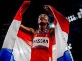 Onwerkelijke dag voor gouden Sifan Hassan: 'Kijk wat er allemaal is gebeurd, crazy!'