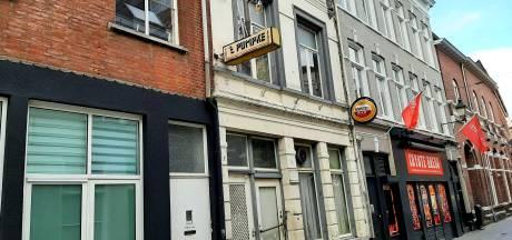 Bouwval in Visserstraat Breda wordt nu echt te gevaarlijk: 'Oplappen, anders dwangsom'