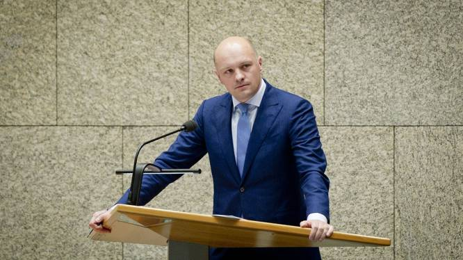 Boris van der Ham niet herkiesbaar voor D66