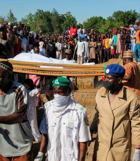Au moins 110 civils tués dans une attaque djihadiste au Nigeria