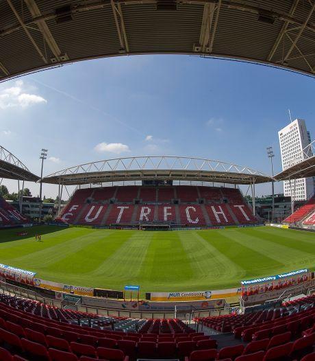Speler Jong FC Utrecht positief getest op corona