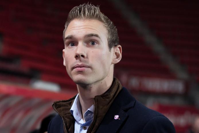 Tommy Stroot hoopt dit seizoen zijn eerste prijs te pakken met FC Twente Vrouwen.