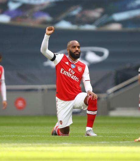 Spelers in Premier League gaan door met knielen: 'Het is nu meer dan ooit belangrijk'