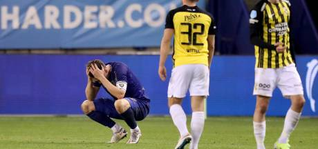'Toen Tannane die bal binnen knalde was het wel over voor ons'