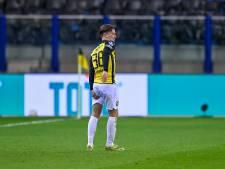 Hamstringblessure in slotminuten: Bekerfinale met Vitesse op de tocht voor Patrick Vroegh