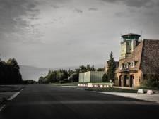 'Langste fastfood drive-through van Europa' op Vliegveld Twenthe