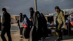 IS-vrouwen kunnen vrijheid kopen voor 4.000 dollar: ook in België wordt geld ingezameld