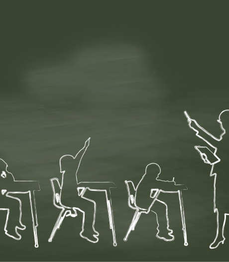 Red het vak van leraar