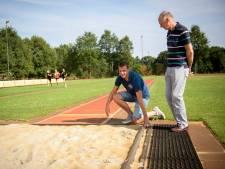 Atletiekvereniging AVR'69 in Reusel kan binnenkort weer trainen