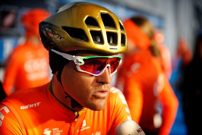 Vainqueur d'un Ronde virtuel, dimanche, Greg Van Avermaet veut désormais remporter le vrai Tour des Flandres.