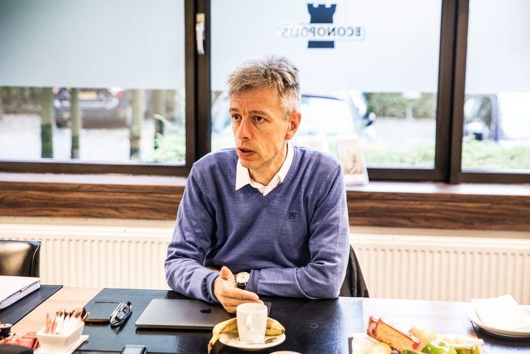 Geert Noels. Beeld Aurélie Geurts