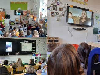 Basisschool Christus-Koning wint boekenpakket dankzij Grote Voorleesdag