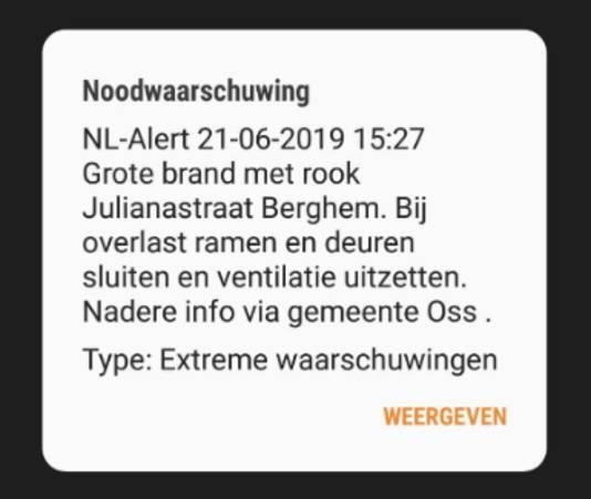 De NL-Alert
