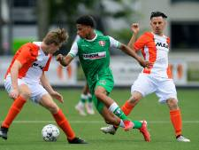 FC Dordrecht na rust ruim langs Alblasserdam (1-7): 'Toch was de eerste helft beter'