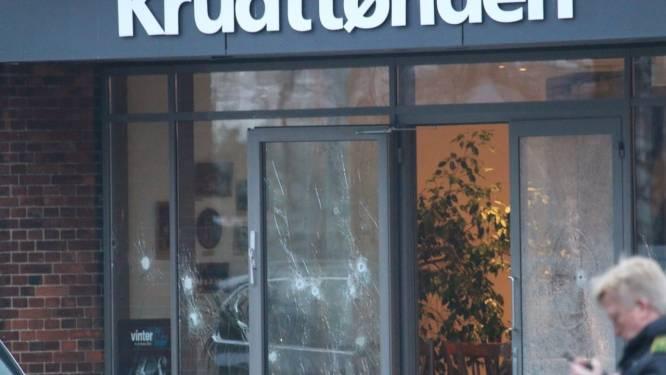 Eén dode bij aanslag op bijeenkomst cartoonist Kopenhagen