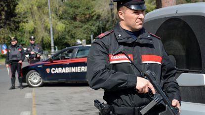 Italiaanse politie arresteert 25 maffialeden van zigeunerfamilie