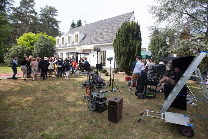 Opnames vierde kampioenenfilm in Oudsbergen