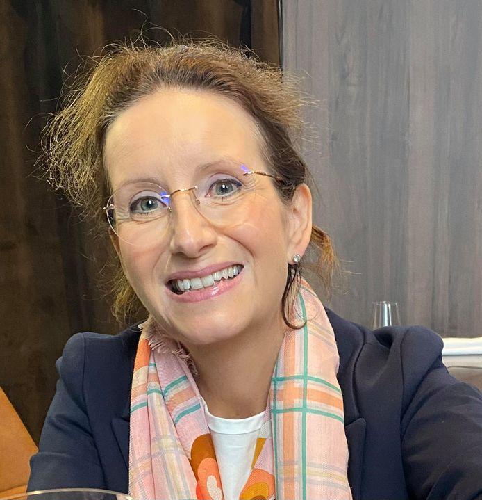 Virginie Verschooris, verloningsspecialist bij SD Worx