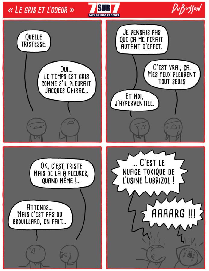 """""""Le gris et l'odeur"""""""