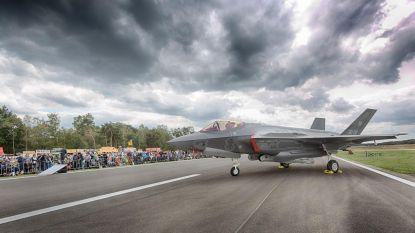 """Luchtmachtbasis in Kleine-Brogel krijgt 150 miljoen en blijft zo vaste waarde: """"We verwachten een stijging in de tewerkstelling"""""""