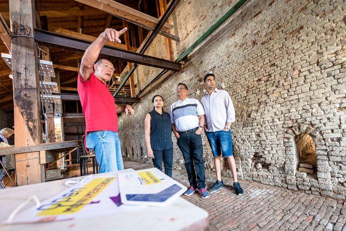 Stichting Steenovens Klein Hitland in Nieuwerkerk is één van de drie genomineerden voor de Cultuurprijs van Zuidplas.